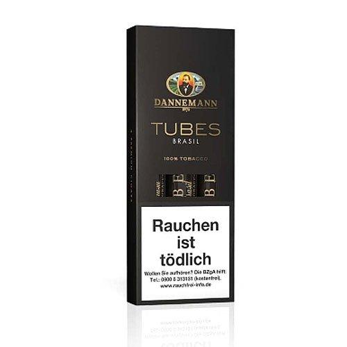 Dannemann Tubes Brasil Zigarren 3 St.