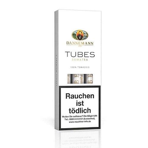 Dannemann Tubes Sumatra Zigarren 3 St.