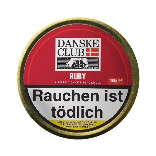 Danske Club Pfeifentabak Ruby 100g Dose
