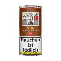 Danske Club Pfeifentabak Sepia (ehem. Caramel) 50g Päckchen