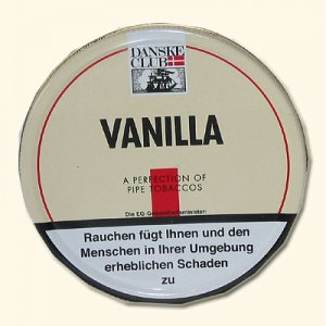 Danske Club Pfeifentabak Sungold (ehem. Vanilla) 100g Dose