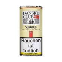 Danske Club Pfeifentabak Sungold (ehem. Vanilla) 50g Päckchen