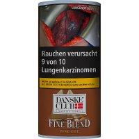 Danske Club Tabak Fine Cut Braun 40g Päckchen Zigarettentabak