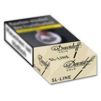 Einzelpackung Davidoff Gold SL-Line (1x20)