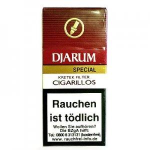 Djarum Special Kretek Filterzigarillos (Artikel wird nicht mehr hergestellt)