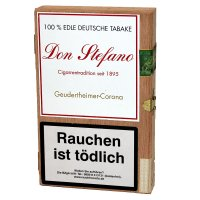 Don Stefano Geudertheimer Corona 5er