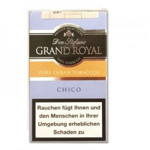 Don Stefano Grand Royal Chico  Pure Cuban Cigarren