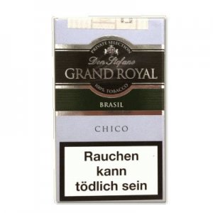 Don Stefano Grand Royal Chico Brasil Cigarren