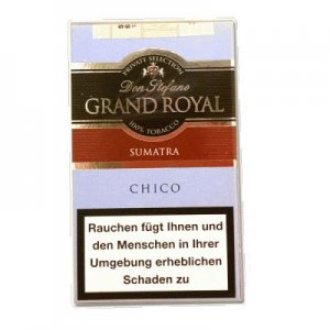 Don Stefano Grand Royal Chico Sumatra Cigarren
