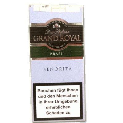 Don Stefano Grand Royal Senorita Brasil Cigarren