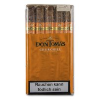Don Tomas Bundles HON Churchill Cigarren 5 Stück