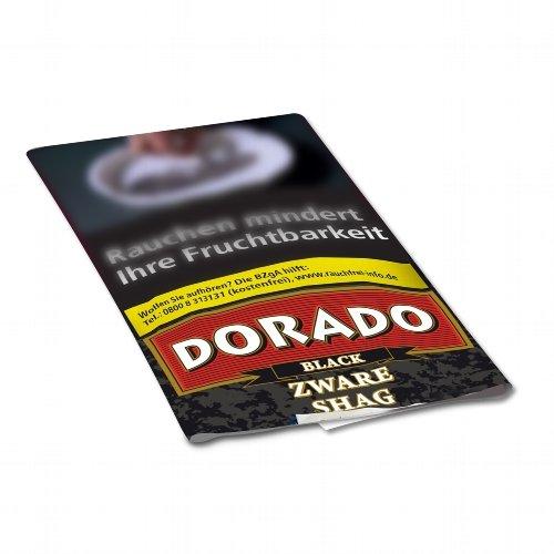 Dorado Tabak Black 30g Päckchen Zigarettentabak  (Artikel wird nicht mehr hergestellt)