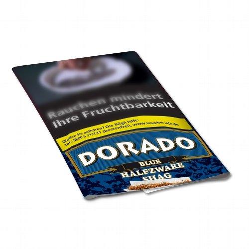 Dorado Tabak Blue 30g Päckchen Zigarettentabak (Auslaufartikel) (Artikel wird nicht mehr hergestellt)
