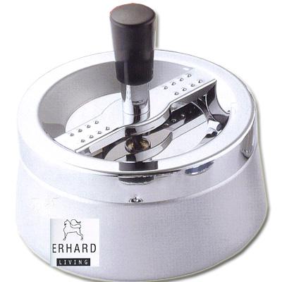 Dreh-Ascher Future Chrom Silber 11cm