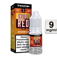 E-Liquid InnoCigs Inside Red Wassermelone 9mg Nikotin