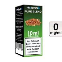 E-Liquid NIKOLIQUIDS Pure Blend 0mg ohne Nikotin
