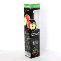 E-Shisha TOBALIQ Double Apple 1000 Züge