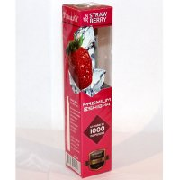 E-Shisha TOBALIQ Strawberry 1000 Züge