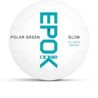 EPOK Polar Green Slim Chewing Bags Fortgeschritten