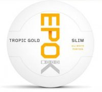 EPOK Tropic Gold Chewing Bags Slim Einsteiger