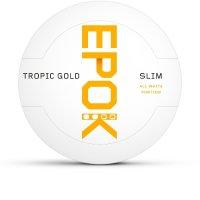 EPOK Tropic Gold Chewing Bags Slim Fortgeschritten