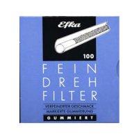 Efka Feindrehfilter Zigarettenfilter 100 Stück