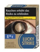 Einzelpackung Lucky Strike Authentic Blue XXL (1x25)
