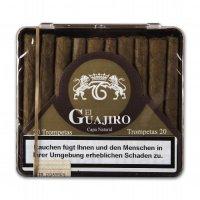 El Guajiro Trompetas Sumatra Cigarren 20 Cigarren