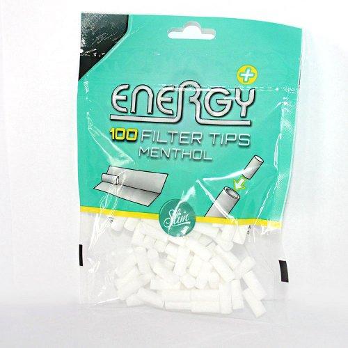 Elixyr+ Menthol Filter Tips für Zigaretten