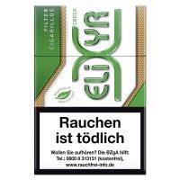 Elixyr Menthol Green Filter Zigarillos