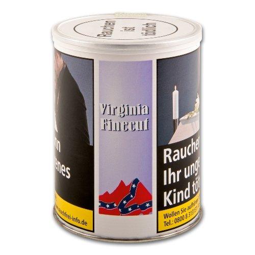 Ermuri Tabak Virginia Finecut 200g Dose Zigarettentabak (Artikel wird nicht mehr hergestellt)