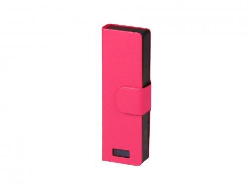 Etui mit Powerbank für Juul pink
