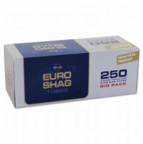 Euro Shag Zigarettenhülsen Big Pack 250 Stück