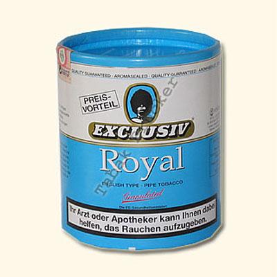 Exclusiv Mixture No 1 (Royal) 200g Dose Pfeifentabak