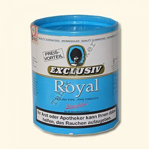 Exclusiv Mixture No 1 (Royal) 200g Dose Pfeifentabak