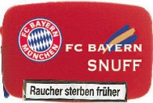 FC Bayern Snuff 10g Dose Schnupftabak