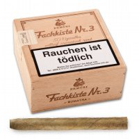 Fachkiste No 3 Zigarillos Sumatra 50er