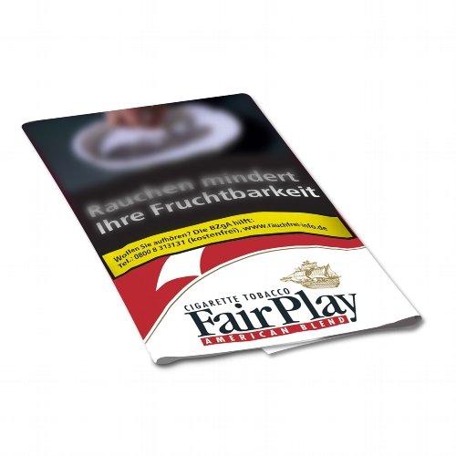 Fair Play Tabak American Blend 30g Päckchen Zigarettentabak