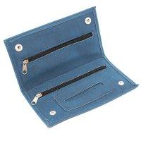 Feinschnitt-Tasche Zorr blau