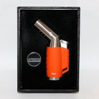 Feuerzeug Cozy Twist Burner 3er Jetflame Orange