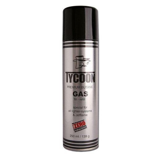 Feuerzeug-Gas Tycoon 250ml