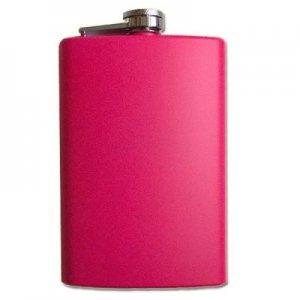 Flachmann Pink 8oz