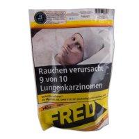 Fred Tabak Jaune ohne Zusatzstoffe 140g Beutel Zigarettentabak
