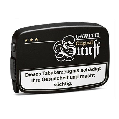 Gawith Snuff Original 10g Dose Schnupftabak