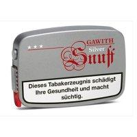 Gawith Snuff Silver (Cola) 10g Dose Schnupftabak