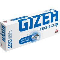 Gizeh Fresh Cliq Zigarettenhülsen 100 Stück