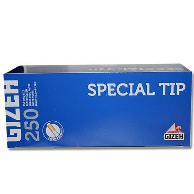 Gizeh Special Tip Zigarettenhülsen 250 Stück
