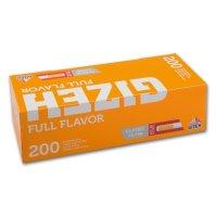 Gizeh Zigarettenhülsen Gelb Full Flavor 200 Stück
