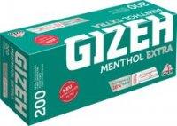 Gizeh Zigarettenhülsen Menthol Extra 200 Stück