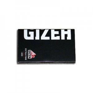 Gizeh Zigarettenpapier Black Extra Fine White 1x100 Blättchen